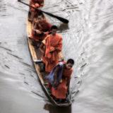 Crossing the Nam Khan