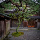 Samurai Backyard